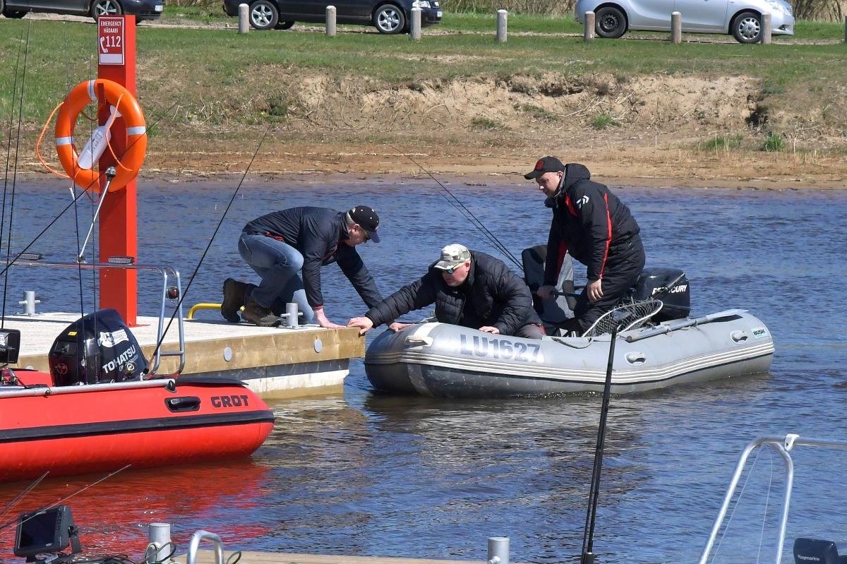 Где спустить лодку на воду в новороссийске